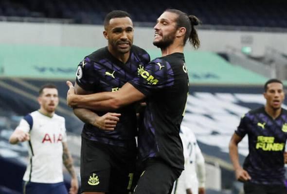 Keputusan pengadil cetus kemarahan Tottenham