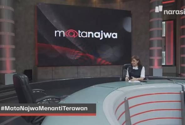 Kecewa dengan Menteri Kesihatan Indonesia, Najwa Shihab 'interview kerusi kosong'