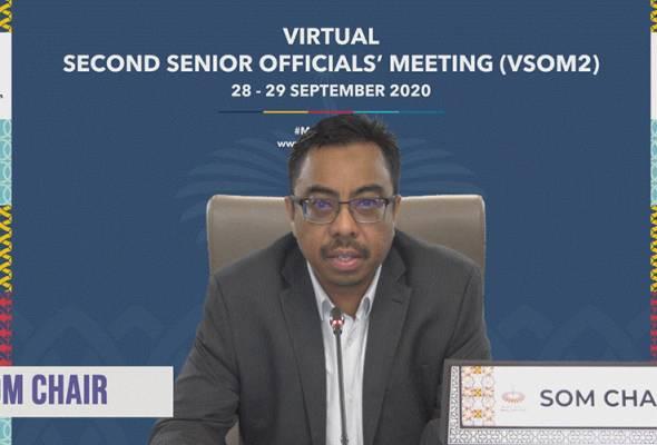 Malaysia gesa penubuhan Platform Perkongsian Maklumat Digital COVID-19 APEC
