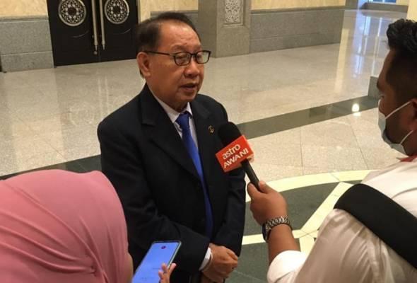 PRN Sabah: STAR keluar PN jika tak diberi 18 kerusi - Jeffrey Kitingan