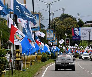PRN Sabah ke-16 menyaksikan 73 kerusi DUN dipertandingkan