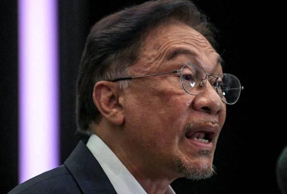 Kerajaan dibentuk kelak adalah rencana saya untuk kembalikan mandat rakyat - Anwar