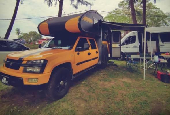 Campervan, motorhome tidak sesuai di Malaysia? Ini mitos dan faktanya