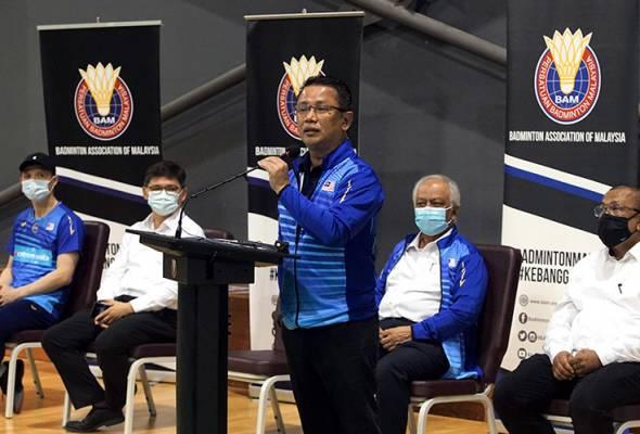 Malaysia berpeluang cerah dalam kempen Piala Thomas - Norza