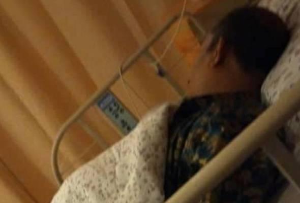 Ustaz Kazim sekali lagi dimasukkan ke hospital