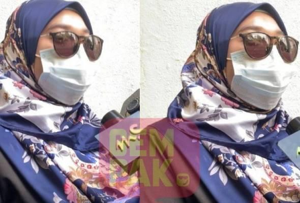 Alhamdulillah, selesai urusan faraid - balu Abam Bocey puas hati keputusan mahkamah