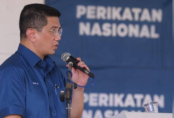 PRN Sabah: Tindakan Mohamaddin pembohongan dan hasutan - Azmin