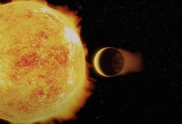 Ahli astronomi antarabangsa temui planet baharu 'LTT 9779b'