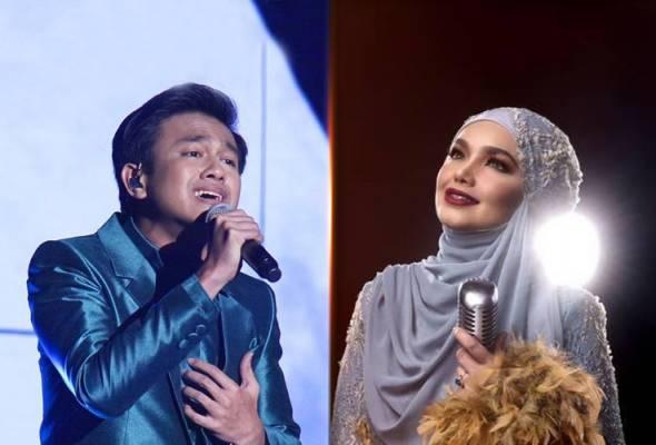 Big Stage: Bawa lagu Aku Bidadari Syurgamu, Azzam dapat pujian Siti Nurhaliza