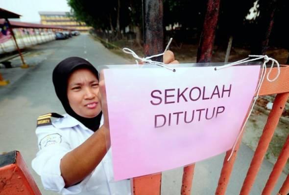 COVID-19: SMK Simpang Bekoh, Jasin ditutup tujuh hari