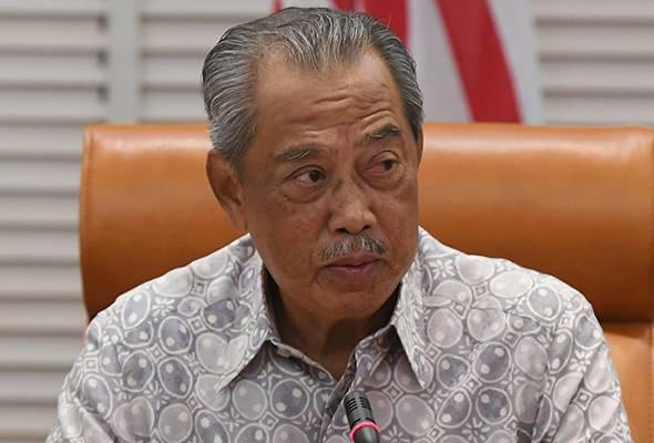 Perjumpaan itu dipercayai bagi membincangkan keputusan Yang di-Pertuan Agong, Al-Sultan Abdullah Riayatuddin Al-Mustafa Billah Shah yang menolak pengisytiharan darurat semalam.