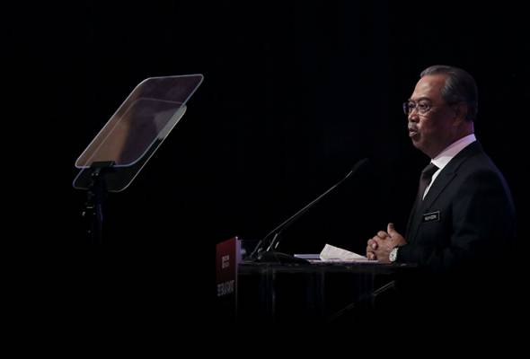 Penuhi syarat UMNO: Muhyiddin dijangka berdepan dilema - Penganalisis