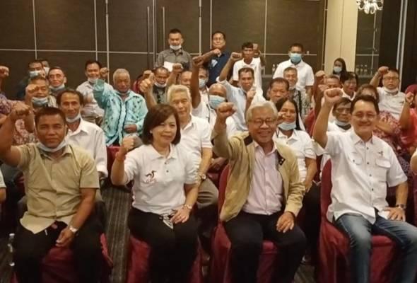 Hilang keyakinan kepada pemimpin, lebih 200 ahli PSB keluar parti