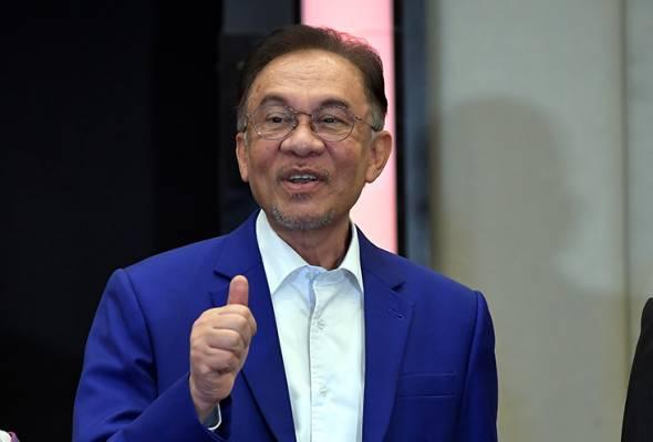 Hayati titah Agong henti politiking - Anwar Ibrahim