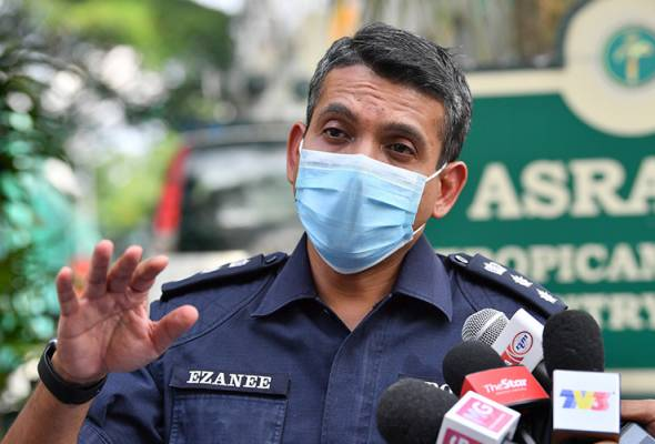 ACP Nik Ezanee Mohd Faisal said that this was following a police report lodged by Musa at the Petaling Jaya district police headquarters (IPD) at noon yesterday.