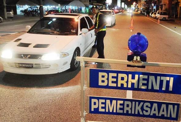 PKPB: Sembilan sekatan jalan raya di laluan kritikal Lebuhraya Plus