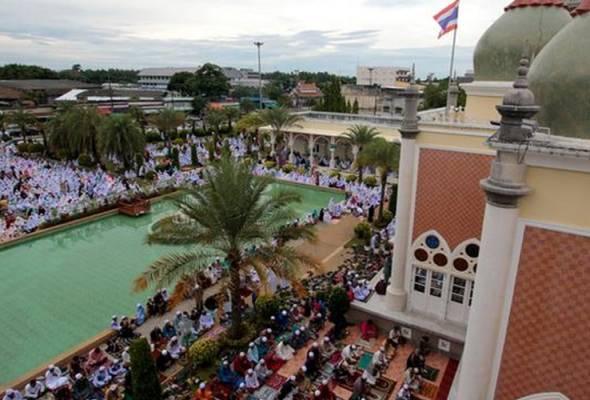 Bagaimana jika Pattani jadi sebahagian daripada British Malaya?