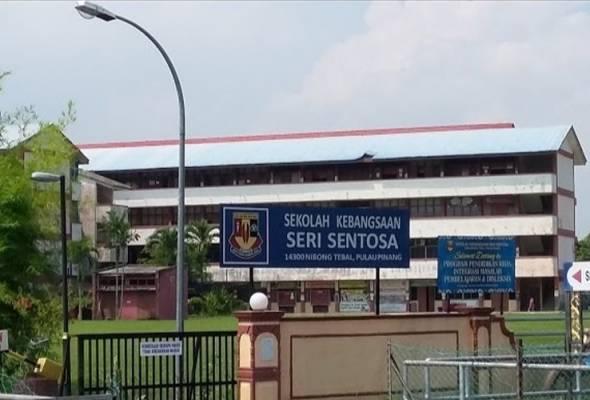 SK Seri Sentosa Tutup seminggu, murid positif COVID-19