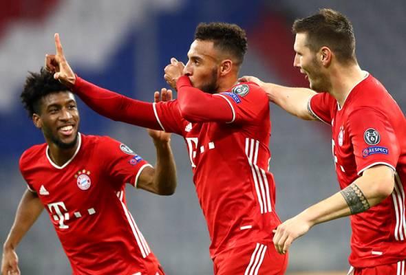 Simeone rasa 'tak sedap' selepas Atletico dibelasah Bayern