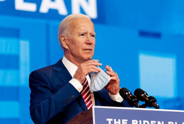 Biden terus kritik pentadbiran Trump kendali COVID-19