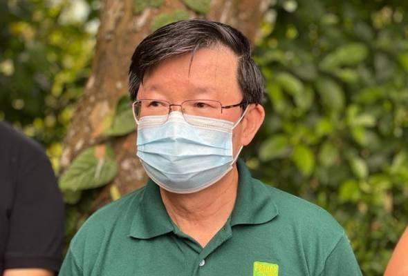 Kontak rapat COVID-19: Petugas media, Ketua Menteri P. Pinang dinasihat kurangkan pergerakan luar
