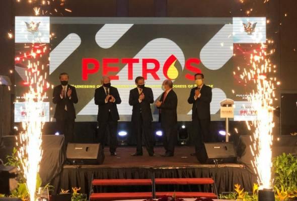 PETROS kendali sepenuhnya industri minyak dan gas di darat Sarawak