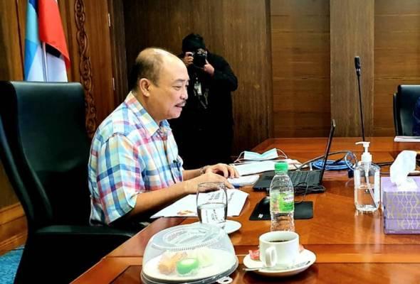 Sidang khas MKN disertai pimpinan tertinggi Sabah
