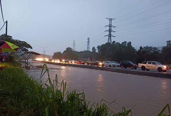 Banjir Tuaran: Pusat operasi dibuka, penduduk gesa pembesaran parit dipercepat