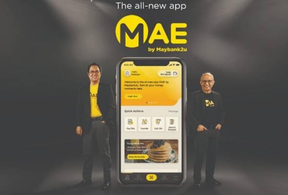 Maybank lancar aplikasi MAE, mungkin menggantikan M2U