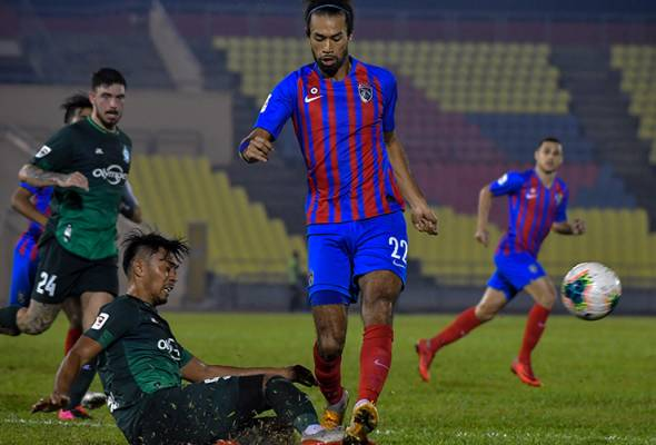 JDT kekal rekod tanpa kalah, Selangor pamer kebangkitan