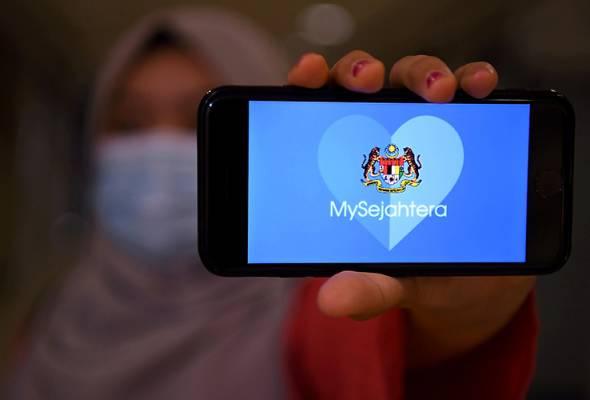 Empat peratus daripada lebih 13,000 kes positif COVID-19 berjaya dikesan menerusi MySejahtera