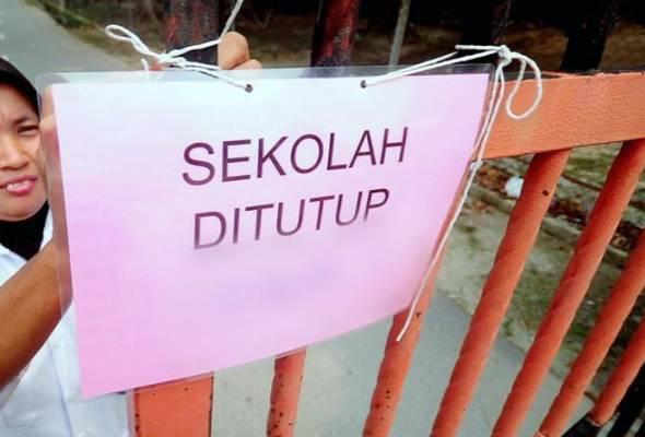 COVID-19: Dua SMK di Bagan Serai, Parit Buntar ditutup tujuh hari