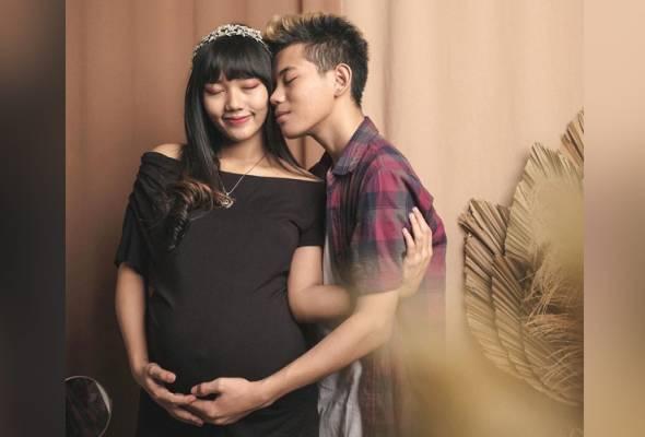 Penyanyi Indonesia Tegar kini bergelar bapa