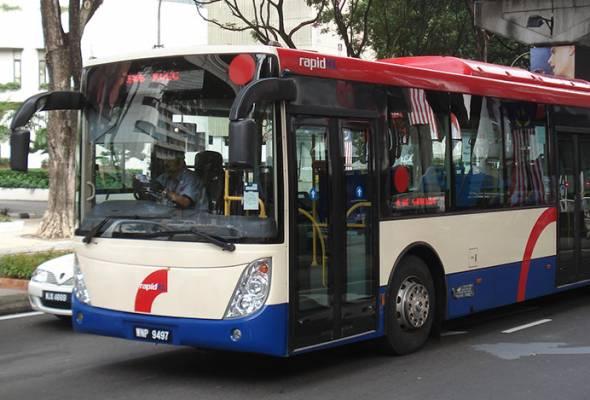 Laluan yang terlibat adalah Rapid KL laluan 450, Bas Smart Selangor bagi laluan KJ01 dan KJ04, serta laluan Bas Perantara MRT T464.