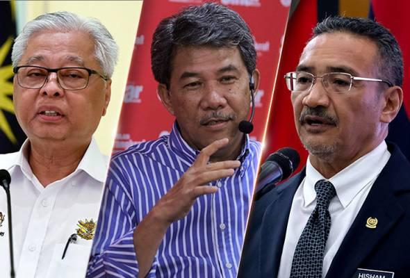 MT UMNO bermesyuarat lagi, Ismail Sabri disebut-sebut sebagai TPM