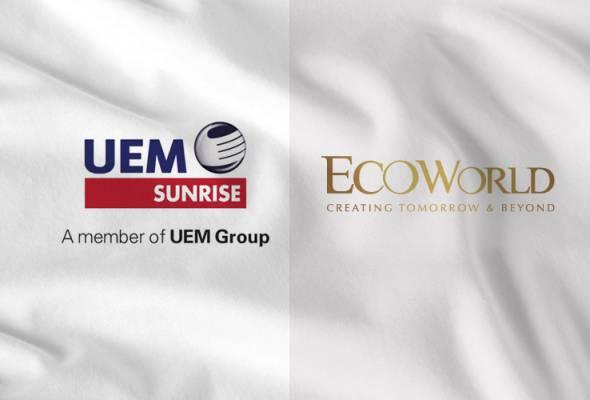 UEM Sunrise, EcoWorld fail permohonan bergabung - Laporan Bursa