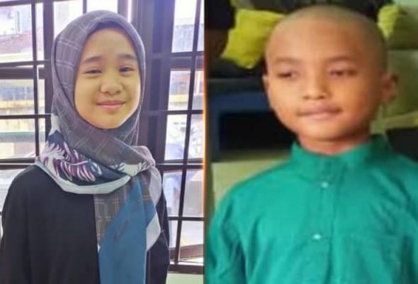 Dua beradik Fatimah Azzahrah dan Adam Daniel ditemui selamat