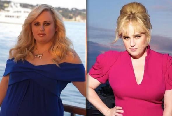 From Fat Amy to Fit Amy? - Peminat teruja lihat perubahan Rebel Wilson