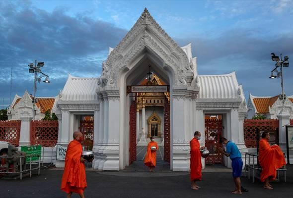 Thailand terima kemasukan pelancong kapal persiaran, kapal layar