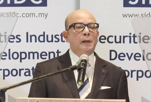 Suruhanjaya Sekuriti Malaysia menerima 370 pertanyaan dan aduan mengenai skim pelaburan haram setakat akhir September 2020 berbanding 317 bagi keseluruhan tahun lepas.