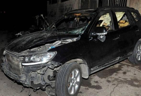 Mufti Damsyik terkorban dalam insiden ledakan bom