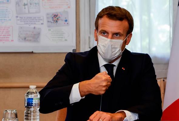 COVID-19: Perancis negara ketujuh catat angka 1 juta kes
