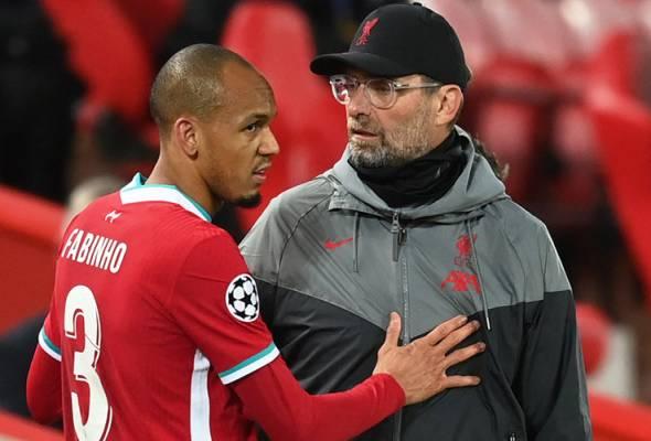 Masalah kecederaan Liverpool berterusan