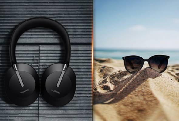 Kekal fokus, bergaya dengan kolaborasi HUAWEI X GENTLE MONSTER Eyewear II dan HUAWEI FreeBuds Studio