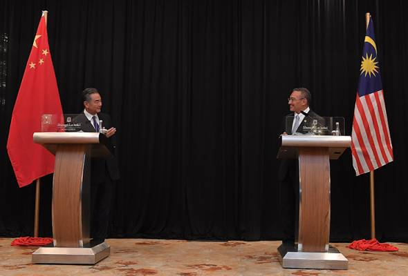 Lawatan Menteri Luar China bawa pelbagai manfaat kepada Malaysia