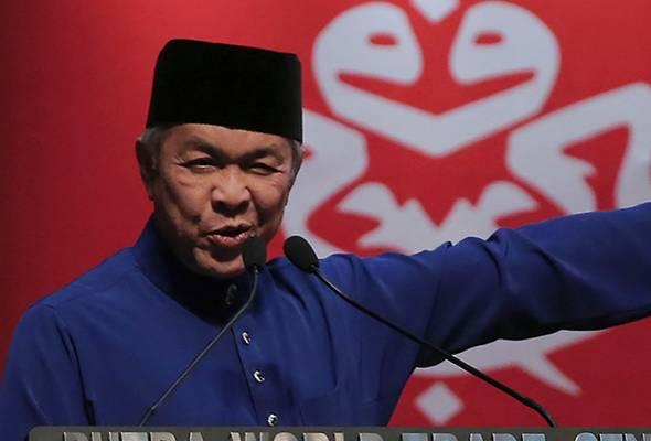 Sokong Anwar: Surat didakwa diutuskan Zahid kepada Agong mula tular