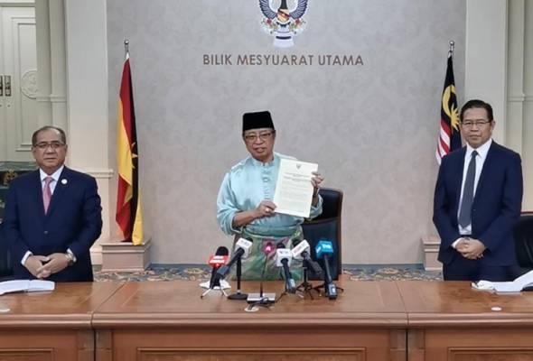 Sarawak teruskan Bantuan Khas Sarawakku Sayang 4.0 hingga Disember
