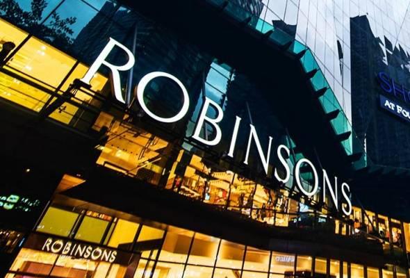 Robinsons tutup operasi di Malaysia kerana tekanan COVID-19