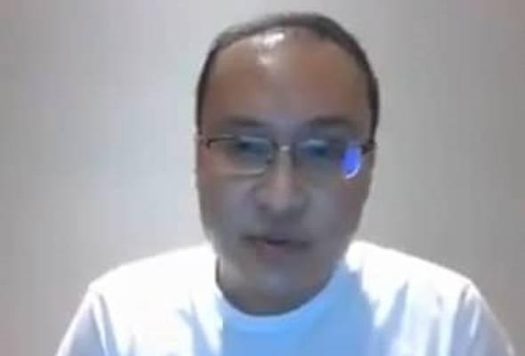 Alvin Goh direman 21 hari di bawah POCA