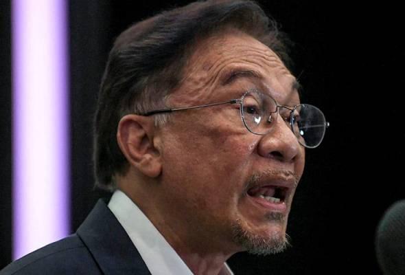Kenyataan Menteri Kewangan hambar, berbaur ugutan - Anwar Ibrahim